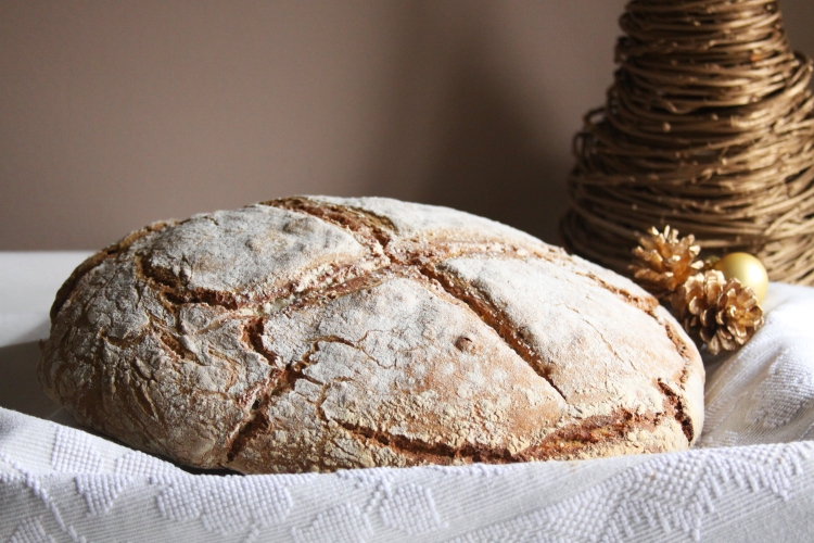broa receita pão