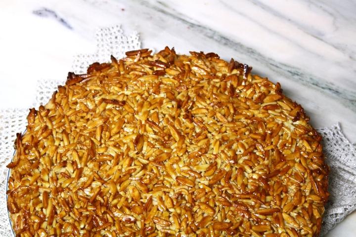 receita tarte caramelizada