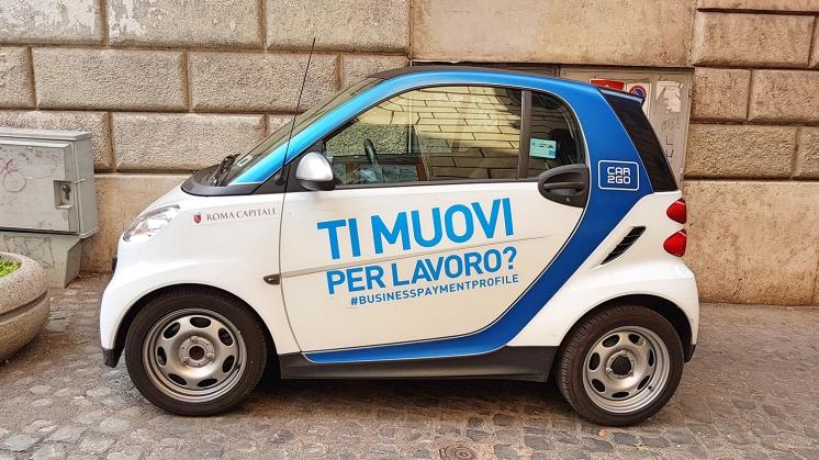 car2go-roma