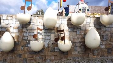 ovos chocolate obidos